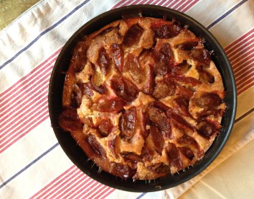 Nana's Plum Cake