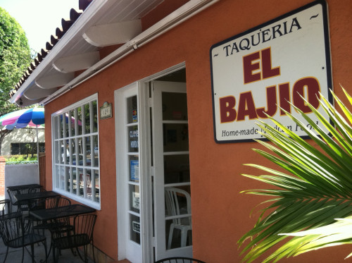 Tacqueria El Bajio